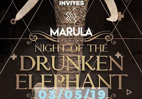 Night of the drunken elephant