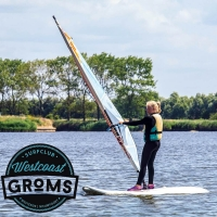 Groms - Windsurfen