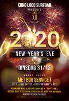 New years eve @ Koko Loco