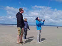 Start2Kite4Kids - Powerkitelessen