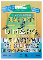 The Westend Surfclub Beachparty - Dimaro & Friends