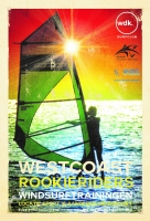 Westcoast Rookieriders Windsurftraining